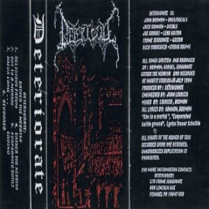Deteriorate - Gather the Nebbish