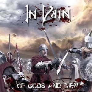 In Vain - Of Gods and Men cover art