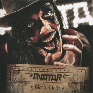 Avatar - Black Waltz cover art