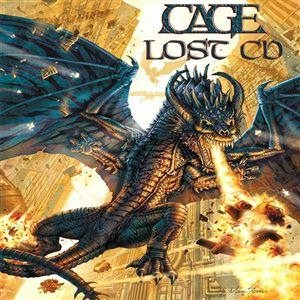 Cage - Lost CD cover art