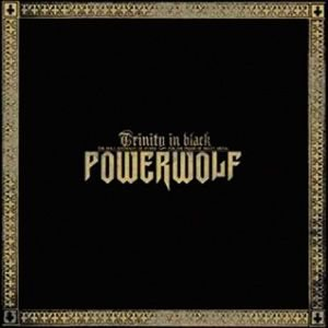 Powerwolf - Trinity in Black cover art