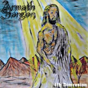 Armath Sargon - 4th Dimension cover art
