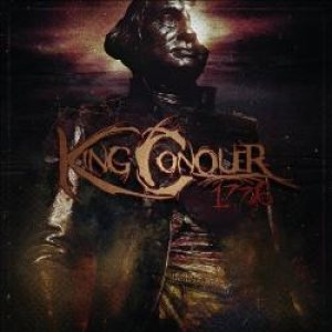 King Conquer - 1776 cover art