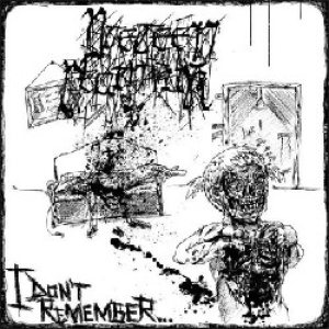 Preteen Deathfuk - I Don't Remember cover art