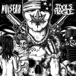 Noisear - Noisear / Idols Plague cover art