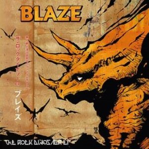 Blaze - The Rock Dinosaur
