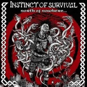 Instinct of Survival - North of Nowhere cover art