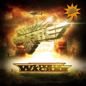 Bonfire - Live in Wacken cover art