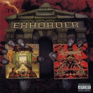 Exhorder - Slaughter in the Vatican / the Law cover art