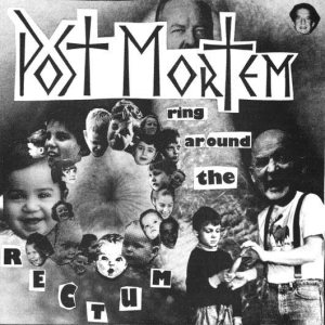 Post Mortem - Ring Around the Rectum cover art