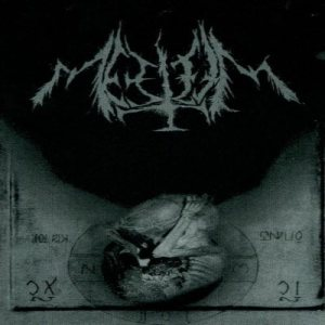 Mefitic - Devouring Torment cover art