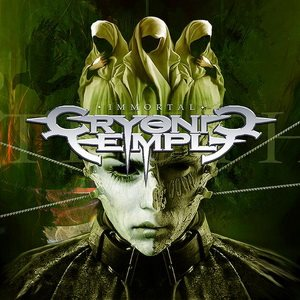 Cryonic Temple - Immortal cover art