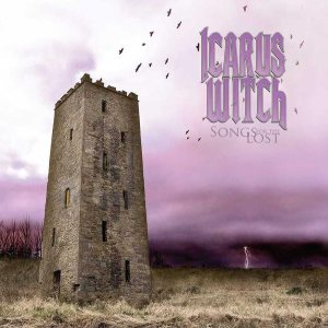 Icarus Songs For The Lost  Witch - Songs for the Lost cover art