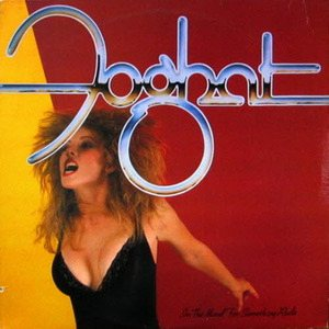 Foghat - In the Mood for Something Rude cover art