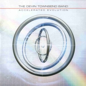 The Devin Townsend Band - Accelerated Evolution cover art