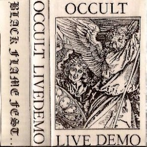Occult - Livedemo cover art