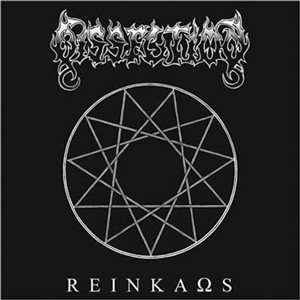 Dissection - Reinkaos cover art