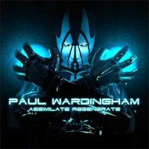 Paul Wardingham - Assimilate Regenerate cover art