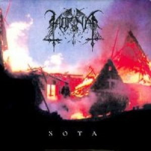 Horna - Sota cover art