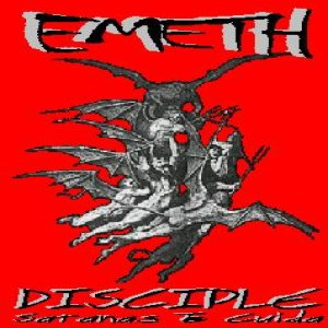 Emeth - Disciple cover art