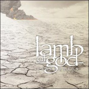 Lamb of God - Resolution cover art
