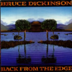 Bruce Dickinson - Back from the Edge cover art