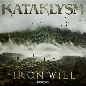 Kataklysm - Iron Will cover art