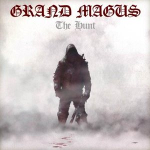 Grand Magus - The Hunt cover art
