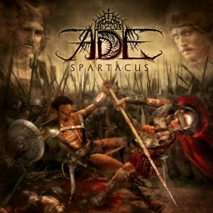 Ade - Spartacus cover art
