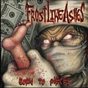 Frost Like Ashes - Born to Pieces cover art