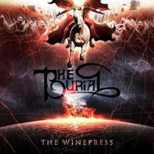 The Burial - The Winepress cover art