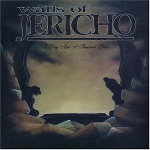 Walls of Jericho - A Day and a Thousand Years cover art