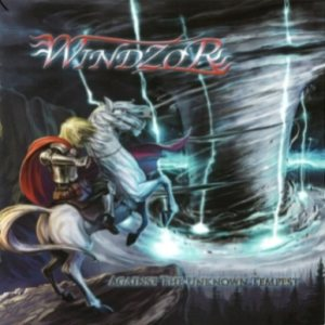 Windzor - Against the Unknown Tempest cover art