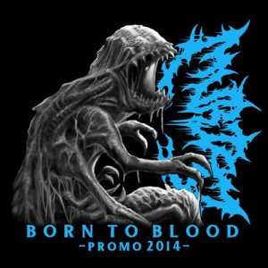 Murtad - Born to Blood -Promo 2014- cover art