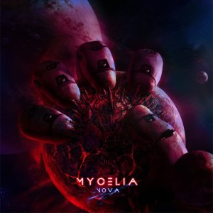 Mycelia - Nova cover art