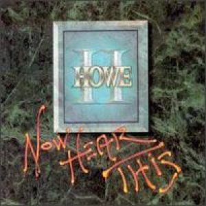 Greg Howe - Now Hear This cover art