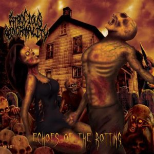 Atrocious Abnormality - Echoes of the Rotting cover art