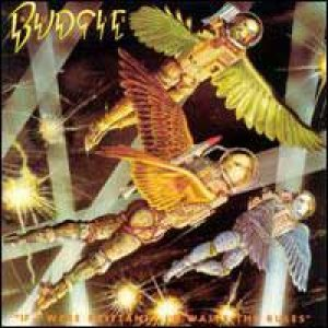 Budgie - If I Were Britannia I'd Waive the Rules cover art