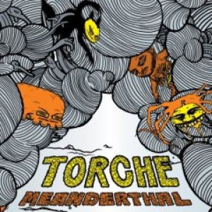 Torche - Meanderthal cover art