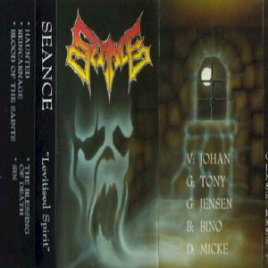 Seance - Levitised Spirit cover art