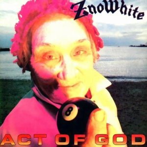 Znöwhite - Act of God cover art