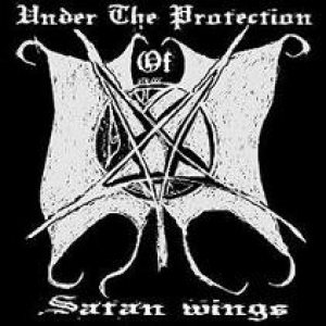 Nokturnal Holocaust / Khaos Order - Under the Protection of Satan Wings cover art