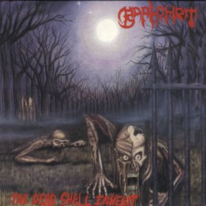 Baphomet - The Dead Shall Inherit cover art