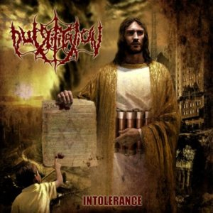 Putrification - Intolerance cover art