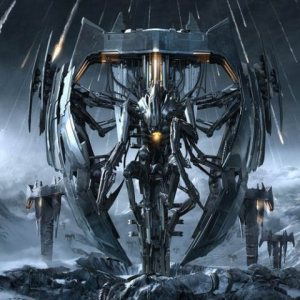 Trivium - Vengeance Falls cover art