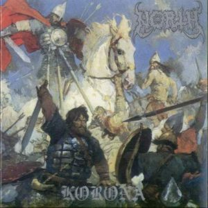 North - Korona cover art