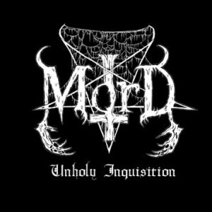 Mord - Unholy Inquisition cover art
