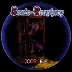 Sonic Prophecy - 2009 EP cover art