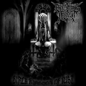 Screaming Forest - Black Kingdom of Lust cover art