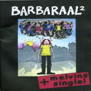 Melvins - Barbaraal cover art